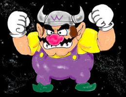 Zodiac Mario_The Bull by Sedna93