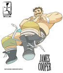 James Cooper by beardrooler