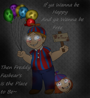 Human Balloon Boy by PurfectPrincessGirl
