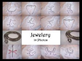 Jewelery by TatteredButterfly