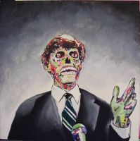 They Live Number 1 by CHAINSAW-ZOMBIE