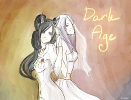 Dark Age (Forsaken World)  THE DREAM by SENTWITCH067