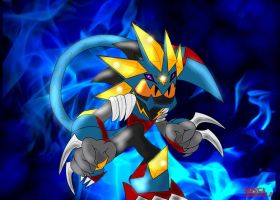 Sonic_GreigaBeast style by SonicXEmerald
