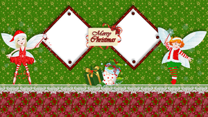 Christmas wallpaper by Creativescrapmom