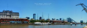Puerto Madero, Buenos Aires. Argentina by Gabrielb1984