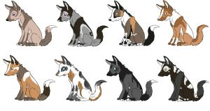 Fox_Adopts by LilLoate