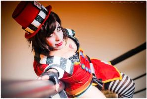 Mad Moxxi - Borderlands V. by Candustark
