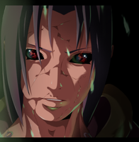 Itachi 558 by iAwessome