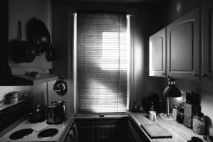 My old kitchen by BenoitAubry