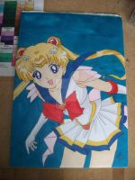 Sailor of the Moon by LizzyOfTheWolves