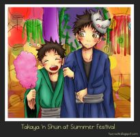 Abe's Summer Festival by two-outs