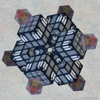 612 Genetica Viewer Hexahedron by GraphicLia