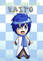 Happy Birthday Kaito by MystykNess