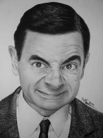 Mr. Bean by zetcom