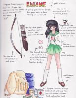 Kagome's Profile by hesxmyxinu
