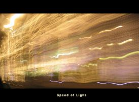 speed of light by samurai007