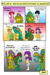 TMNT - Equipment by Invader-Sam