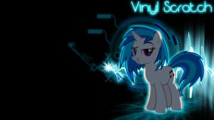 Vinyl Scratch Wallpaper 2 by 1nfiltrait0rN7