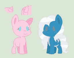 Silver Lining Breedable [CLOSED FOR NOW] by TargetGirl
