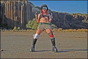 Tank Girl III by RayneZZ