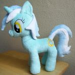 Lyra Heartstrings Plushie Plush (No Pocket....) by PlushieScraleos