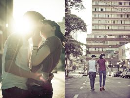 Urban Lovers by coxao