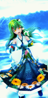 Sanae by RiStarr
