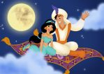 disney-a whole new world by fantasist
