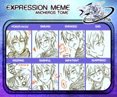 AT: Nikolai Expression Meme by DaRqueCryStaL