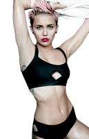 Miley Cyrus png by flawlessduck