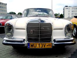Autonostalgia 2012: A True Mercedes by Basstard79