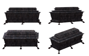 Casket 01 by Free-Stock-By-Wayne