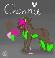 Chonnie Ref by BlueyCrawford