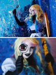 Don't hug me I'm scared - Paige by AnnaProvidence