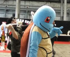 squirtle by CorporatePuppet