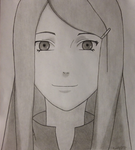 Kushina Redrawn by Euphadora