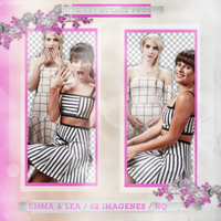 +Photopack png de Emma y Lea. by MarEditions1