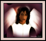 Michael Jackson Angel by mk-kayem