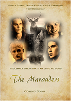 The Marauders Poster by redhead101