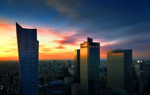 New face of Warsaw by hotonpictures