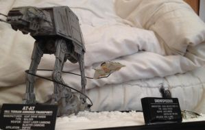 Diorama Battle of Hoth by KaioshinSudEst