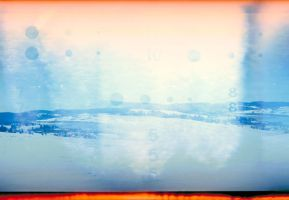 holga wintertime - numbers by Ungeheuer