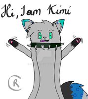 Hi, i am Kimi by Chrisi011