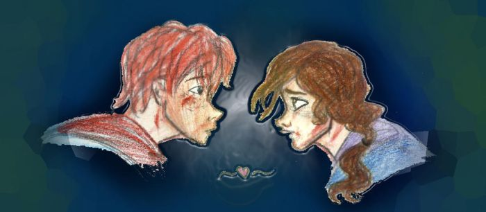 Romione: The Chamber of Secrets by LittleZing