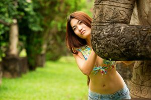 10.17 - Noy, Laotian Beauty by joebbowers