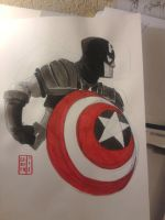 Comic Con Sketches 10 by Geoffo-B