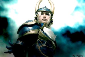 warrior of light Dissidia FF by okageo