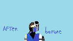 Mk-After And Before sub-zero by kirixa812