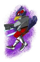 Falco Laser by PumaDriftCat