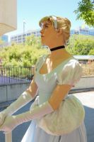 Cinderella Looking Away by Reipoker
